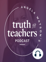 S3EP04 Five things I learned from quitting my teaching job twice
