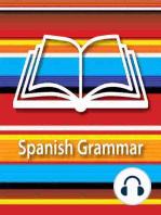 The Spanish Verb – ACABAR
