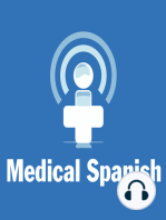 Folk Medicine Interview in Spanish – Born with a Gift