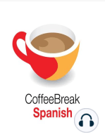 Season 3 – Lesson 32 – Coffee Break Spanish