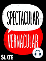 Lexicon Valley No. 37
