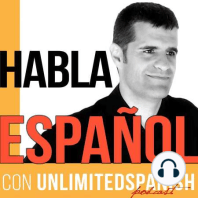 USP 091: Voz pasiva: Hoy, en este episodio…  Voy a presentarte la voz pasiva en español. A través de ejemplos vas a poder ver cómo funciona. A continuación, una lección de punto de vista relacionada con la primera parte. A través de diferentes tiempos verás cómo...