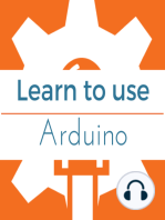 Use Serial.print() to Display Arduino output on your computer monitor