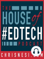 Jeff Bradbury Talks Music, #EdTech, and @TeacherCast - HoET018