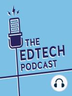 #18 with Paul Feldman, CEO, Jisc - 'enabling pedagogy'