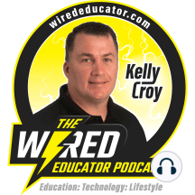 WEP 127: Everyone Can Create Learning Environments, an Interview with Jason Fahrenbach: In this episode of the Wired Educator Podcast, I interview Jason Fahrenbach about his work with the Everyone Can Create curriculum, designing learning environments, and so much more. His passion and enthusiasm for teaching is enchanting, and his...