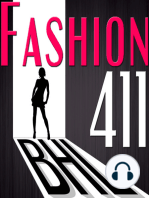1st Black Woman 4 French Couture House, Fashion Police Updates & More Fashion News | BHL's Fashion 411