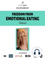 #9 The Power Of Sharing To Heal Binge Eating, Anorexia, Bulimia And Other Eating Disorders