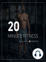 Overcome Your Fears and Be a Great Athlete - With Simon Marshall - 20 Minute Fitness #032