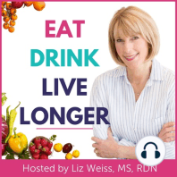 04: Going Meatless More Often with Sharon Palmer, RDN: Sharon Palmer is my guest for today's show. She is a registered dietician, cookbook author, and mom of two sons. Her books are The Plant Powered Diet and Plant Powered for Life. They are packed full of wonderful recipes that I'm having fun trying,...
