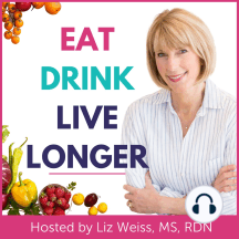 26: One Year Anniversary: On this week's show, I'm celebrating the one-year anniversary of the Liz's Healthy Table podcast. Time flies by quickly when you build something new, so I'm taking a breath today, looking back on my food adventures from the year, and thanking all of...