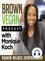 #32 Vegan Celebrities, Picky Eaters & How SweetPotatoSoul Found Her Purpose When She Became A Vegan