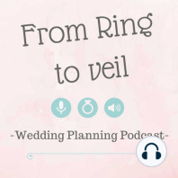 Episode 35 – The Do's and Don'ts of Wedding Favors: that we here at From Ring to Veil are not fond of the wedding favor unless it is something unique or practical. We feel that as a guest a favor and/or a gift is not necessary. Guests are there to enjoy and share in the wedding...
