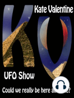 UFOs Trace Evidence Kate with Ted Phillips