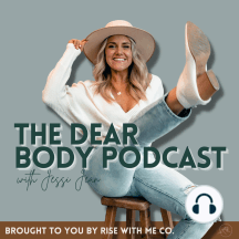 008 - If Thinking Your Way Out Of A Binge Isn't Working Try This Powerful Technique: When you're battling with your mind over the urge to binge, it can feel like a mental tug of war. Today's episode is about getting out of the mind and into your body. Jessi shares why it's important to reprogram the way your brain thinks about food....
