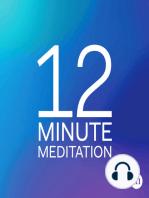 3-Minute Body Scan Meditation