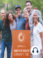 OPTAVIA Habits of Health - No Time to Exercise? 2.27.19