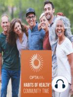 OPTAVIA Habits of Health - Meal Planning