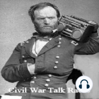 "1303-Stephen Davis-A Long and Bloody Task: The Atlanta Campaign from Dalton through Kennesaw to the Chattahoochee: CWTR Ep. 1303 - Stephen Davis, author of ""A Long and Bloody Task: The Atlanta Campaign from Dalton through Kennesaw to the Chattahoochee, May 5-July 18, 1864"""