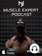 26 - Dorian Yates Ayahuasca, Pre workout Rituals, Psychedelics and Electric food.
