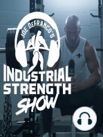 #194 Christian Woodford - Australia's Most Passionate Coach - Invades the Industrial Strength Show!