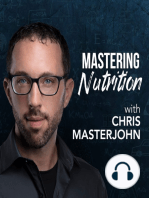 Collagen Before Your Workout for Tendon Health | Chris Masterjohn Lite #36