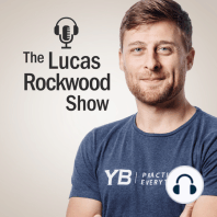 318: Yoga Breathing Lesson: Water, Whiskey, Coffee: yoga teacher trainer, digital nomad, green food junkie, and serial entrepreneur Lucas Rockwood
