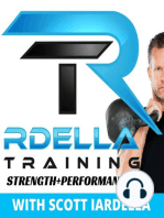 Donnie Thompson – Body Tempering, The Secret To Strength Preparation