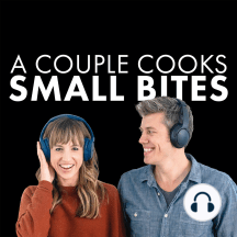 To small victories: Instead of kitchen failures, how about triumphs? This episode features Julia Turshen, cookbook author for the stars (like Gwyneth!). Julia's now published her own solo act, Small Victories. about tips and tricks that build kitchen confidence....