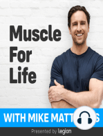 Dr. Layne Norton on Preserving Muscle While Cutting and More