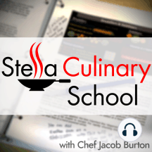 """SCS 054   Large Party Entertaining, Creative Flavor Structures, & Learning Food Science - Your Cooking Questions Answered: You can call the show and leave a voicemail: 775-204-8389 In this episode, more listener questions and voicemails answered. Some sample questions include: Crispy Skin question from Philip """"OK, it's time to squash this once and for all one way or the..."""