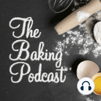 The Baking Podcast Ep 14: Baking with Toasted Sugar!: This week the sisters introduce baking toasted sugar. Toasted sugar is very easy to make and the results add a new dimension to your baking repertoire.With Toasted sugar, Taunya made a basic sugar cookie and a Angel food cake with fruits soaked...