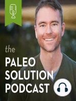 The Paleo Solution - Episode 385 - Dr. Shawn Baker - Carnivore Diet and Dr. Baker's Blood Work