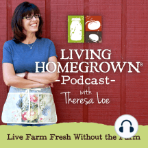 LH 21: Creating a Bee-Friendly Food Garden: Discover how easy it is to help support the bees while also improving your own backyard food production. In this episode, Theresa Loe interviews garden expert Robin Haglund of Garden Mentors® to discuss: Why bees are so important to our everyday...