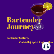 "Dueling Podcast! Bartender Journey & Bartener HQ.: It's the Bartender Journey Podcast Number 196!  Listen with the audio player on this page, or subscribe on iTunes or on Android. This week on the podcast its a ""dueling podcast""! We talk to David Eden-Sangwell.  He is from England and has a podcast of hi..."