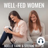 #007: Discussing Your Eating Style with Friends, Protein Intake, Breastfeeding and Weight Loss, & Carb Back-Loading: We're back with episode #007 of The Paleo Women Podcast. Be sure to check back every Tuesday for a new episode, and head over to iTunes or Stitcher to subscribe! - This week, Stefani and Noelle discuss how to discuss your eating style with friends,