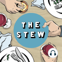 Mozzarella Sticks, Korean Potato Salad, Persian Lasagna: This week Jason, Andre, and Stewie are all on board for a spirited chat about how to make a better mozzarella stick, disappointing fruit modifications, secret i