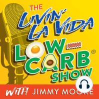 1493: Dr. Paul Saladino Cautions Against Neglecting Nutrient Density On A Carnivore Diet: Certified Functional Medicine Practitioner Dr. Paul Saladino is our special guest today on Episode 1493 of The Livin' La Vida Low-Carb Show. Throughout the course of his life Dr. Paul Saladino from PaulSaladinoMD.com has embarked on many adventures...