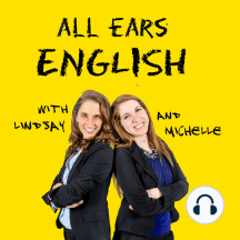 AEE 150: Let Go of Your Grammar Obsession and Speak English like a Native: Today you'll learn how to let go of your grammar mistakes and your obsession with perfection and you'll learn how to finally speak like a native!