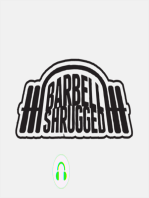 51- Gaining Strength and Muscle For CrossFit - Barbell Shrugged Podcast EPISODE 51
