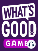 Shadow of the Tomb Raider CONFIRMED plus Sydnee Goodman - What's Good Games Podcast (Ep.44)