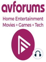 AVForums Podcast #1