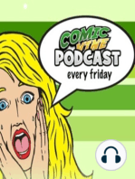 The Invincibly Super Massive Comic Book Podcast of Stuff