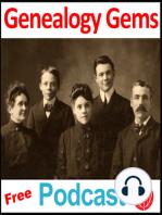 Episode 160 - Genealogy Blogging and A Lisa's Favorite Genealogy Gem