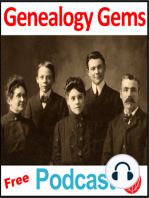 Episode 92 Genealogist and Author Dave Obee