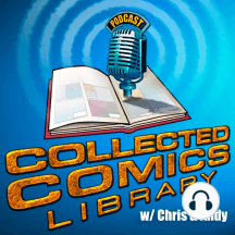 CCL #303 - Six Year Anniversary - I've Fell-en and I Can't Get Up: Collected Comics Library Podcast #303 - The three hundred third podcast! Six Year Anniversary; News from IDW, DC, Marvel, Fantagraphics, Flesk, Boom, and Dark Horse; 15m 56s Collected Comics Library, hosted by Chris Marshall, THE Trade Paperback...