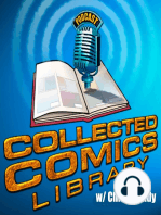 Collected Comics Library Podcast #37 October 5, 2005