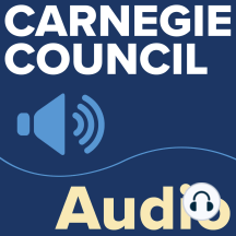 The U.S. Navy's View on Security in Asia and Beyond: Carnegie Council's Devin Stewart talks with Admiral John Richardson, the U.S. Navy's most senior-ranking officer. Topics include strategy; the security challenges the Navy faces today, focusing particularly on the Pacific; and the need for a bigger...