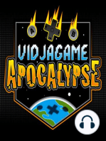 Vidjagame Apocalyse 58 – Terrible Mutant Ninja Turtles