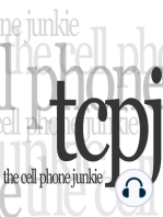 The Cell Phone Junkie Show #344